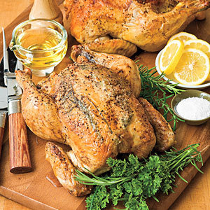 Whole Pastured Meat Chicken - Broiler
