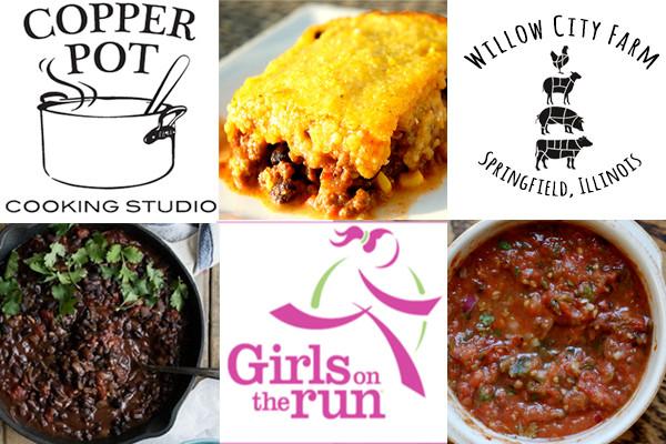 Extended Hours Thursday (Not @ Fairgrounds) + Sept Farm + Chef Takeaway + Goat Yoga Registration + R