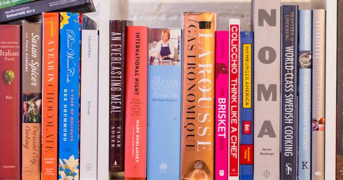 Cookbook Library + Alpaca Dryer Balls + Goat Yoga + Brisket 101 + Produce & Pumpkins
