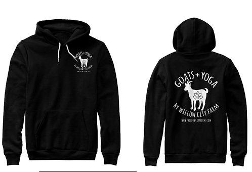 Goats + Yoga Hoodie