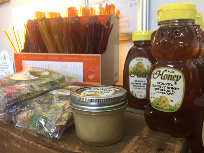 Local Honey + Sitka Salmon + Free Eggs + Chicks for Sale!