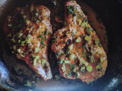 Farm + Chef Takeaway Dinner