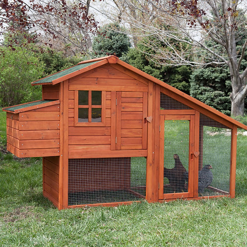 Deluxe Coop Rental Package