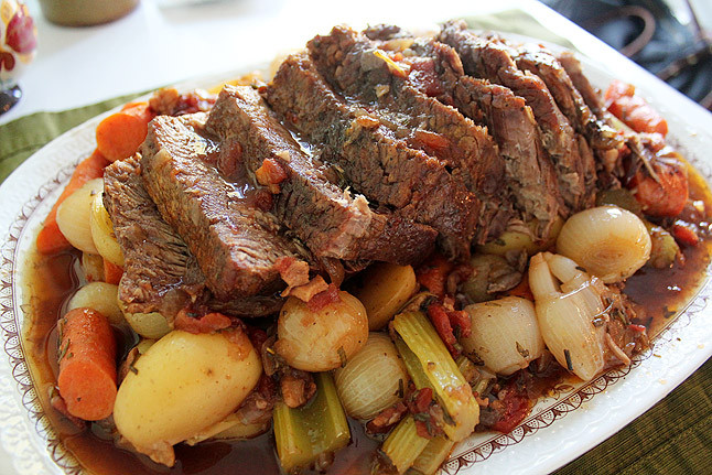 Guinness Pot Roast