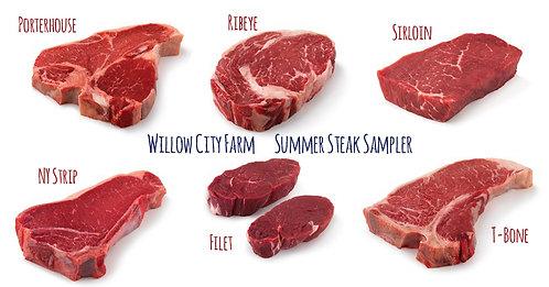 Summer Steak Sampler