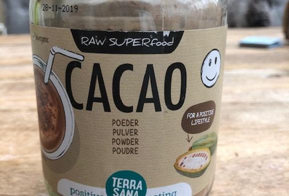 Raw cacao powder 160 gr