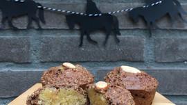 Speculaas muffins met amandelspijs! (glutenvrij/lactosevrij/exorfinevrij)