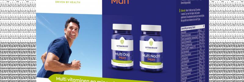 Multi Dag & Nacht MAN 2x 30 tabletten