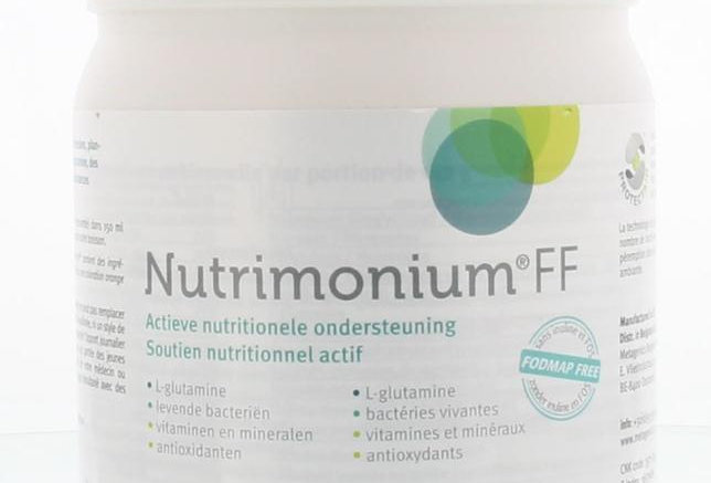 Nutrimonium FF 56 porties Metagenics