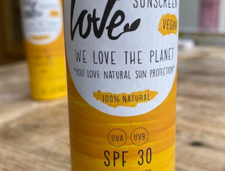 We love the planet sunscreen-stick factor 30