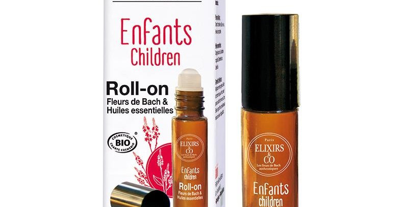 Bach roll-on kinderen 10 ml