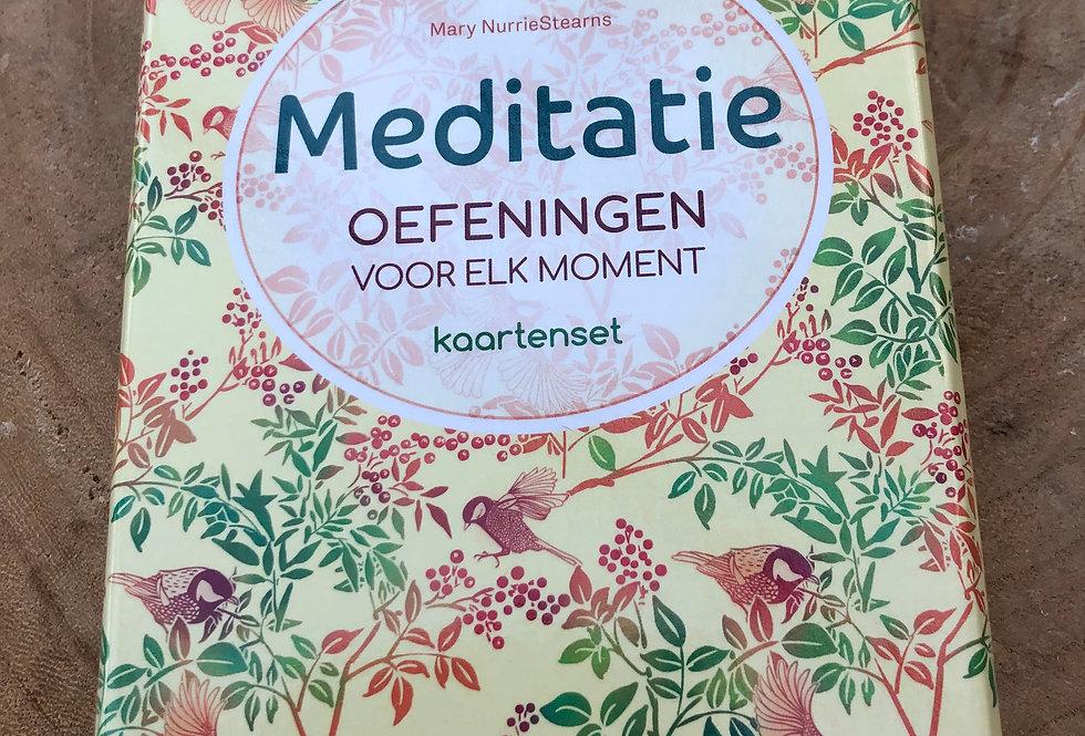 Meditatie-kaartenset Deltas