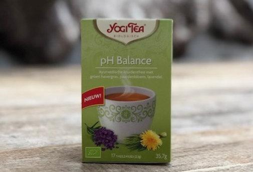 Yogi Tea pH Balance 17 zakjes