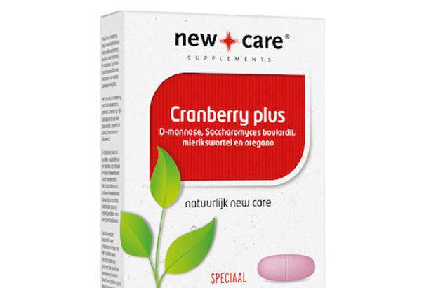Cranberry plus 30 tabletten