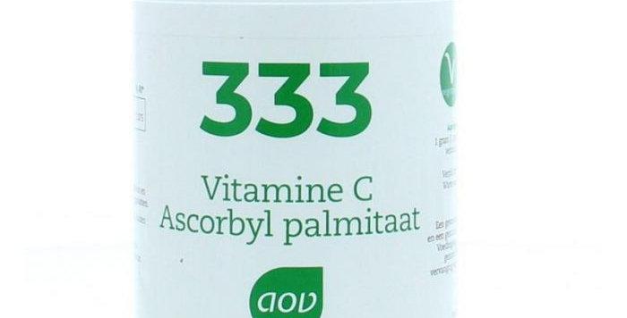 Vitamine C Ascorbyl palmitaat AOV 333