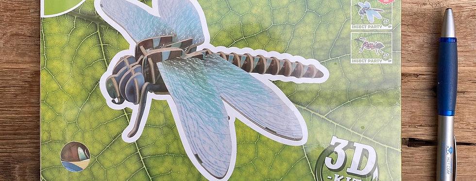 Bouwpakket - Maak je Insekt LIBELLE! (FunFairGreen)