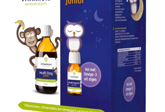 Multi dag & nacht JUNIOR Vitakruid