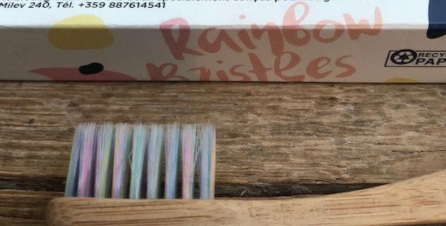 Nordics rainbow tandenborstel