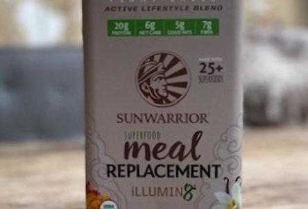 Meal replacement Vanille Bean Sunwarrior bio (800 gr