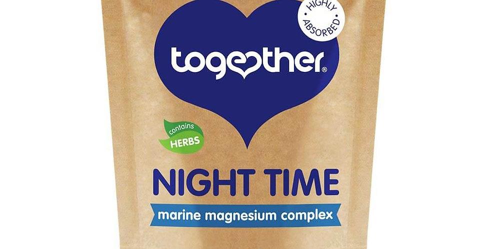 Night Time Complex Together Vegan (60 capsules)