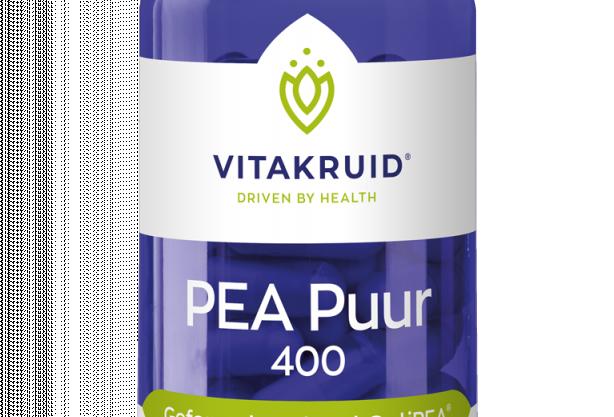 PEA Puur 400 60 vegacapsules Vitakruid