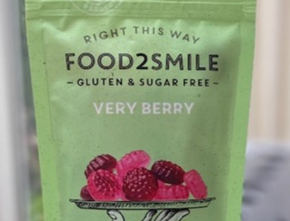 Very Berry mix Food 2 smile (90 gr)