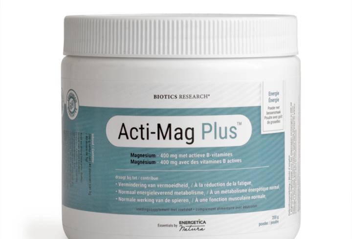 Acti-mag Plus magnesium Biotics (200 g)