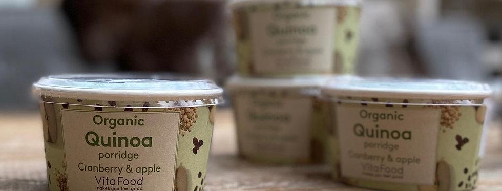 Quinoa-havermout pap bio (Vitafood)