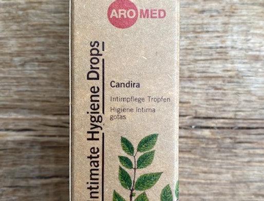 Candira intieme hygiëne druppels Aromed (10 ml)
