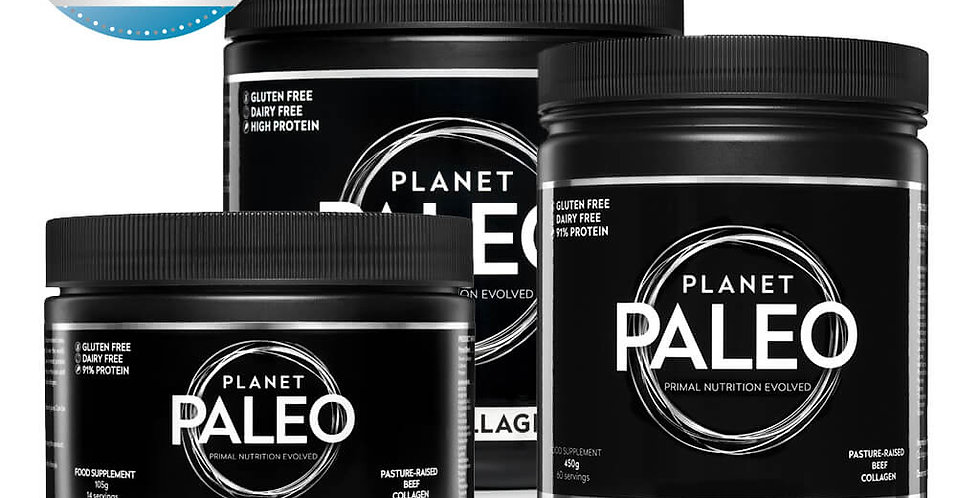 Collageen Puur Planet Paleo (450 gr)