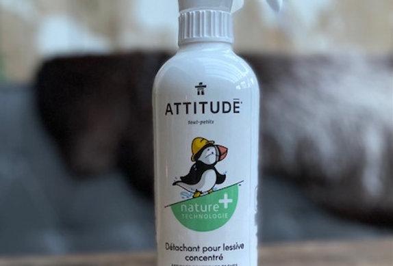 Vlekverwijderaar Little ones Attitude (475 ml)