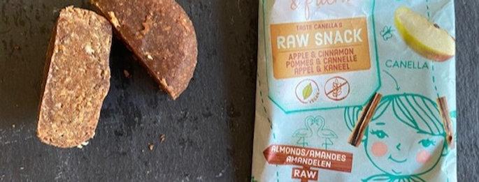 Raw Snack appel/kaneel/amandel Sienna & Friends