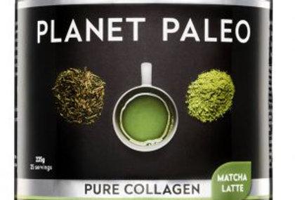 Matcha Latte Pure Collagen 225 gr