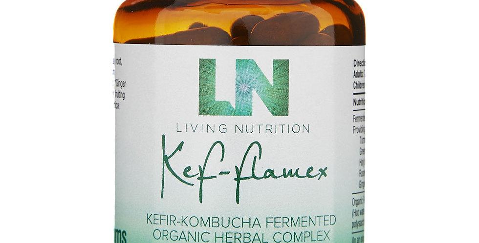 Kef-flamex (kefir kombucha) Living Nutrition 60 caps