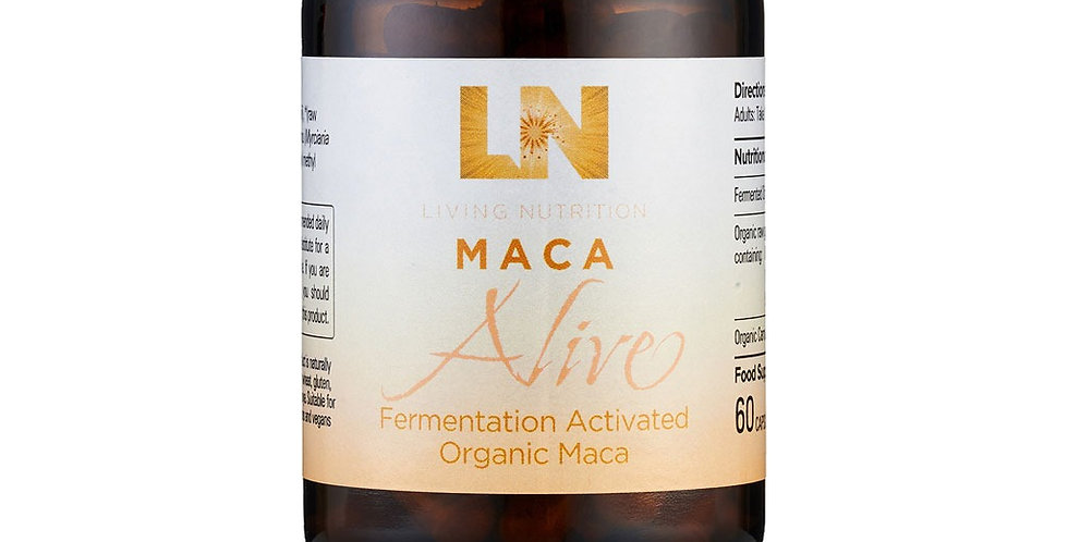 Maca Alive Living Nutrition
