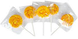 Twisters sinaasappel ananas lollies Food 2 smile (5 st)