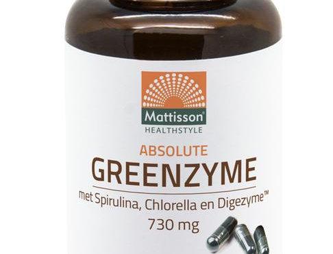GreenZyme Mattison 90 capsules