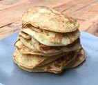 Aardappel-pannenkoekjes (glutenvrij!)