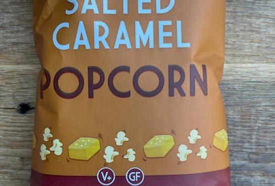 Planet Organic Biologische Salted Caramel Popcorn (20 gr)