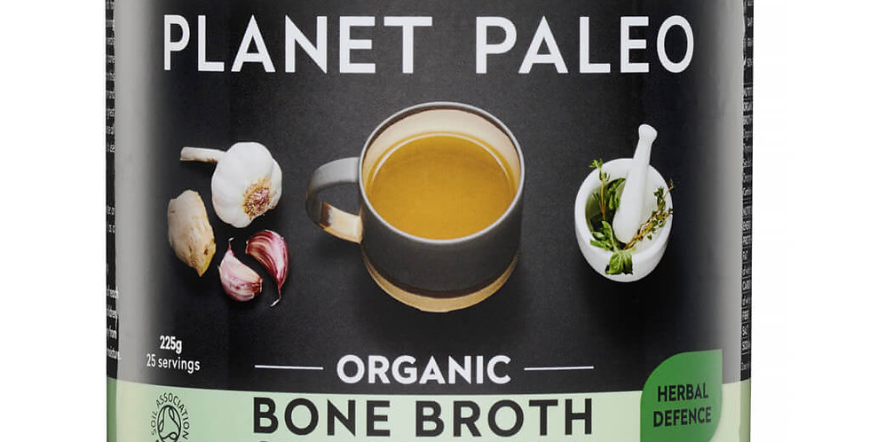 Bone Broth bio collageen Herbal Planet Paleo 225 gr