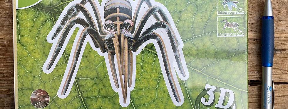 Bouwpakket - Maak je Insekt SPIN! (FunFairGreen)