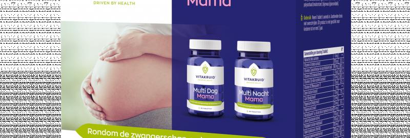 Multi Dag & Nacht MAMA 2x 30 tabletten