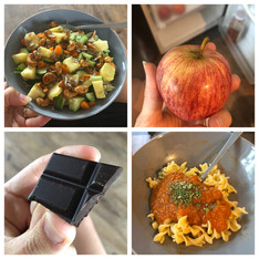 What I eat in a week! Foodblog!