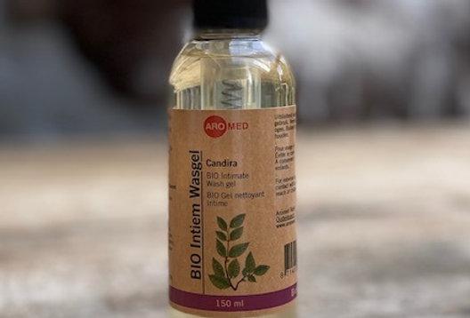 Candira intieme wasgel Aromed (150 ml)
