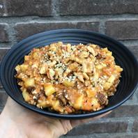 Carrot-cake-oats! (glutenvrij/vegan/exorfinevrij)