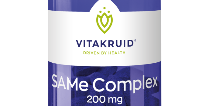 SAMe complex 200 mcg 60 tabletten Vitakruid