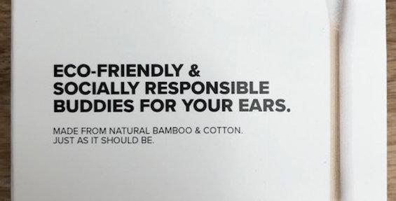 Wattenstaafjes bamboo & cotton 100 st.