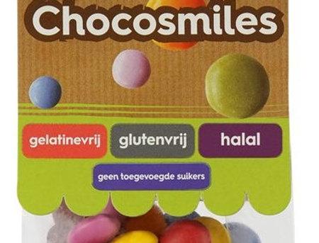 Chocosmiles Food 2 smile (100 gr)