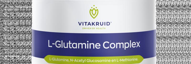 L-Glutamine complex 230 gr Vitakruid
