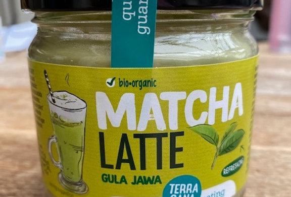 Matcha Latte Gula Jawa bio Terrasana (200 gr)